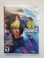 Zumba Fitness 2 (Nintendo Wii, 2011)