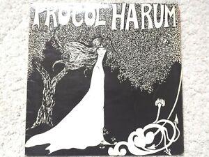 PROCOL HARUM - LRZ 1001 (1967) XCARX 37-2 LP RECORD TESTED EX