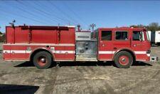 1997 Pierce Firetruck Pumper