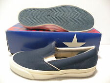 CONVERSE SKIDGRIP SLIP-ON MADE IN USA MEN SZ 6 / WOMEN SZ 8 SHOES NAVY 19094 NEW