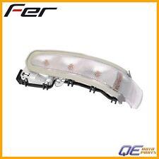 Front Mercedes W203 C240 C320 Door Mirror Turn Signal Light - With Amber Bulbs