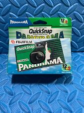 fujifilm quicksnap Panorama 15 Exposures Process Before 2001-09