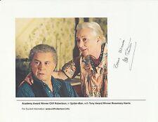 Cliff Robertson Autographed/Autograph 8x10 Photo