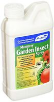 Monterey Garden Insect Spray with Spinosad Concentrate 16oz