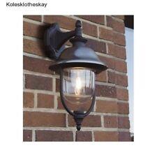 Articoli di illuminazione da esterno lanterne Acciaio Inox Vetro