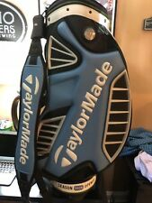 2008 Taylormade Major Championship Todd Hamilton Limited Edition Staff Bag