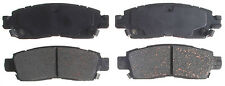 ACDelco 14D883CH Rear Ceramic Brake Pads