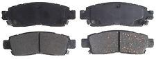 Rr Ceramic Brake Pads  ACDelco Advantage  14D883CH