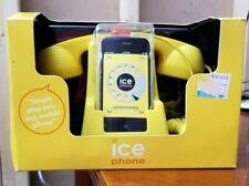 Ice-Phone Ipf.Yw Yellow Retro Handset