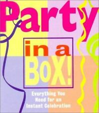 Kit Mini, Party In a Box! Birthday Anniversary Distance