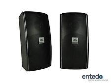 2 sat altavoces del JBL Cinema 610 speaker boxeo 510 cine en casa negro