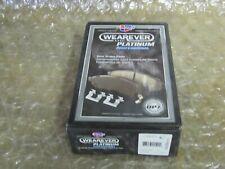 CARQUEST WEAREVER PLATINUM PROFESSIONAL CERAMIC PXD1377H Disc Brake Pad Set