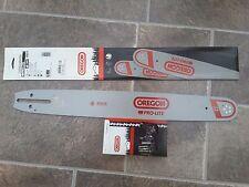 "20"" Oregon 200SLHD009 chainsaw guide bar & chain for 371,372,385,395,576 3120+"