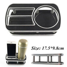 Car Universal Seat Cup Holder Phone Support Beverage Coffee Bottle Mount Storage