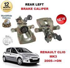 Per RENAULT CLIO 3 2005 -- & GT NUOVO posteriore sinistra LH lato lato freno pinza freno