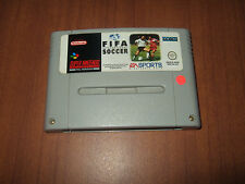 Fifa International Soccer für Super Nintendo / SNES