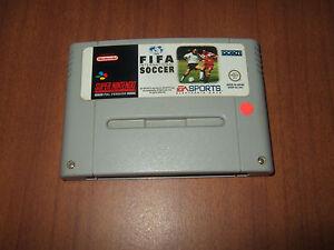Fifa International Soccer für Super Nintendo / SNES