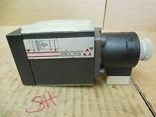 Atos Solenoid Hydraulic Valve DHQ-011/0/00-U/21 DHQ011000U21 New