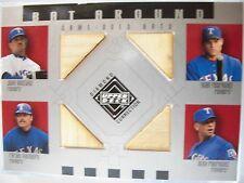 2001 UPPER DECK DIAMOND CONN.BAT AROUND QUADS # BR-GRPR !!,BOX # 57