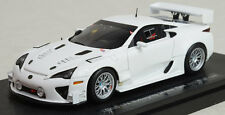 1/43 EBBRO 44891 LEXUS LFA 2012 NURBURGRING 24HRS TEST CAR resin model car