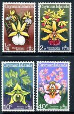 Cayman Islands 448-451, MNH, Flowers Orchids of Cayman Islands. x8057