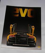 EVO MAGAZINE APRIL 2009 - AUDI R8 V10/LAMBORGHINI LP560-4/JAGUAR XFR V BMW M5
