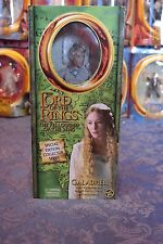 LOTR- GALADRIEL- SPECIAL EDITION COLLECTOR SERIES- 12 INCH TOYBIZ- THE HOBBIT
