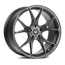 """21"""" Vorsteiner V-FF 103 Forged Concave Graphite Wheels Rims Fits Tesla Model S"""