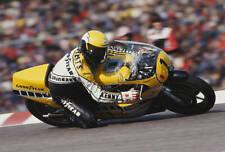 OLD LARGE PHOTO Kenny Roberts riding his Yamaha YZR 500 motorcycle 1979