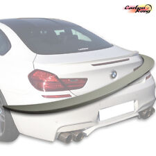 Item In LA Unpainted BMW F13 2D 6-Series M6 Model Rear Trunk Spoiler Wing 2014