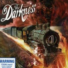 THE DARKNESS - ONE WAY TICKET TO HELL...AND BACK NEW CD
