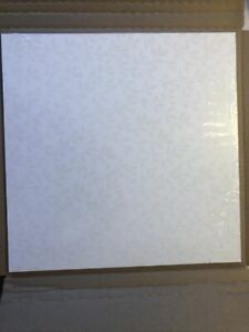 Irresistibly Yours Specialty Designer Series Paper 12x12 Glossy White Emboss NEW