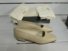 Bally 100% Leather Court Heels for Women