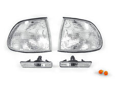 CLEAR INDICATORS & SIDE REPEATERS FOR BMW E38 7 SERIES 6/94-8/98 728 730 735 740