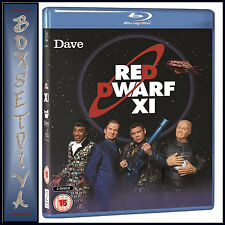 RED DWARF - COMPLETE SERIES XI  **BRAND NEW BLURAY**