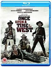 Once Upon a Time in the West (Blu-ray, 2011) Region Free