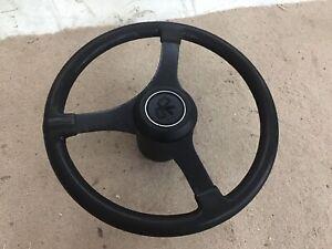 Ford RS Capri RS2000 Mexico Steering Wheel 3 Spoke