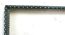 30x47 cm CORNICE ANTICA SOTTILE PRIMO 900 INIZIO SECOLO BM37