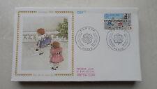 FDC Enveloppe Premier Jour - CEF - Europa - Jeu de la marelle - 29/04/1989