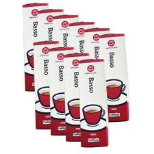 Espresso Coffee 10 Capsules Basso Taste Caffitaly Machine Compatible Italy Made