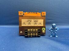 Transformer 150VA 50-60Hz Primary: 600V .25A; Secondary: 220V .68A