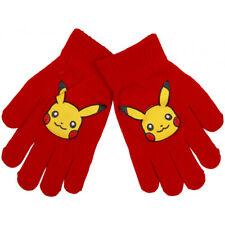 Pokemon Kids pair gloves New Official