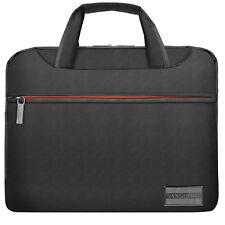 """Grey/Orange 10"""" Tablet Messenger Shoulder Bag Briefcase For Apple iPad Pro 9.7"""""""