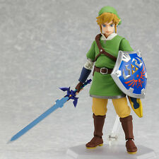 LEGEND OF ZELDA SKYWARD SWORD LINK ACTION FIGURE