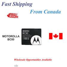 MOTOROLA BC50 BATTERY L2 L6 L7 V3X K1 Z3 KRZR