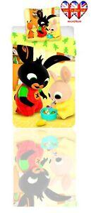 Duvet Set Bing Bunny Bed Linen,TODDLER Bed Duvet Cover Set Official Licensed