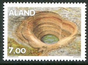 Aland Island Stamp Scott #105 Potholes 1994-2000 MLH