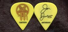 ANTHRAX 2016 For All Kings Tour Guitar Pick!!! JON DONAIS custom concert stage