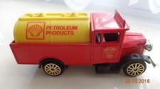 Matchbox car size Corgi classic vintage Morris truck Lorry van Shell Petrol 22