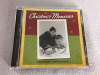 Christmas Memories CD Favorite Holiday Songs From The 1950's